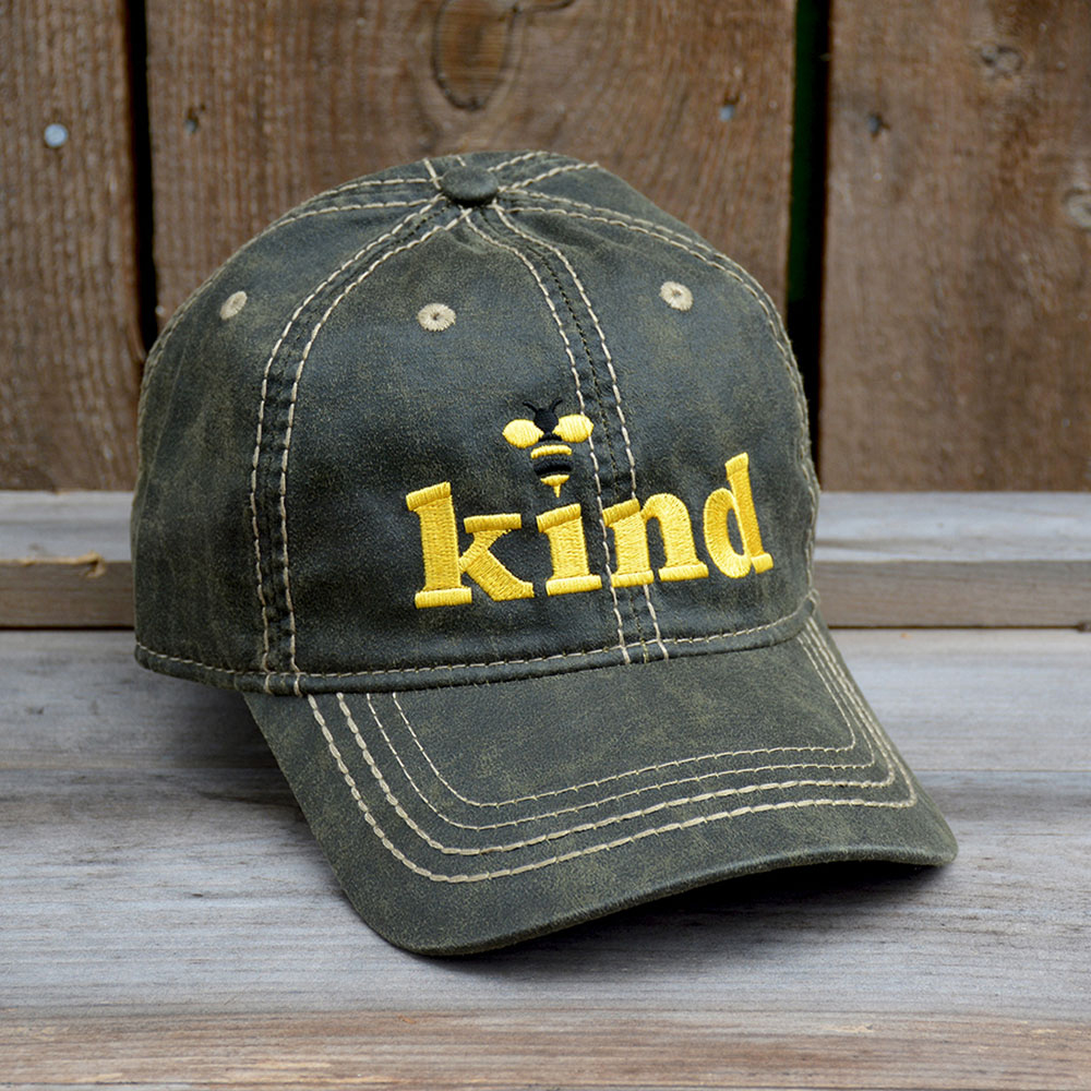 Bee Kind Hat