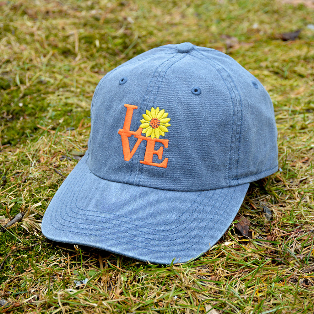 Sunflower Love Hat