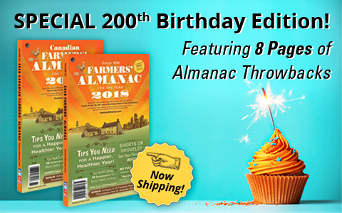 Order the 2018 Almanac
