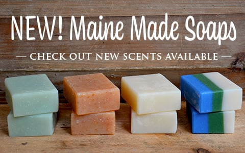 maine made soaps
