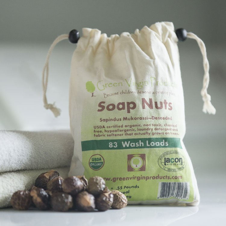 Soap Nuts 250ml Non Toxic Laundry Detergent Farmers