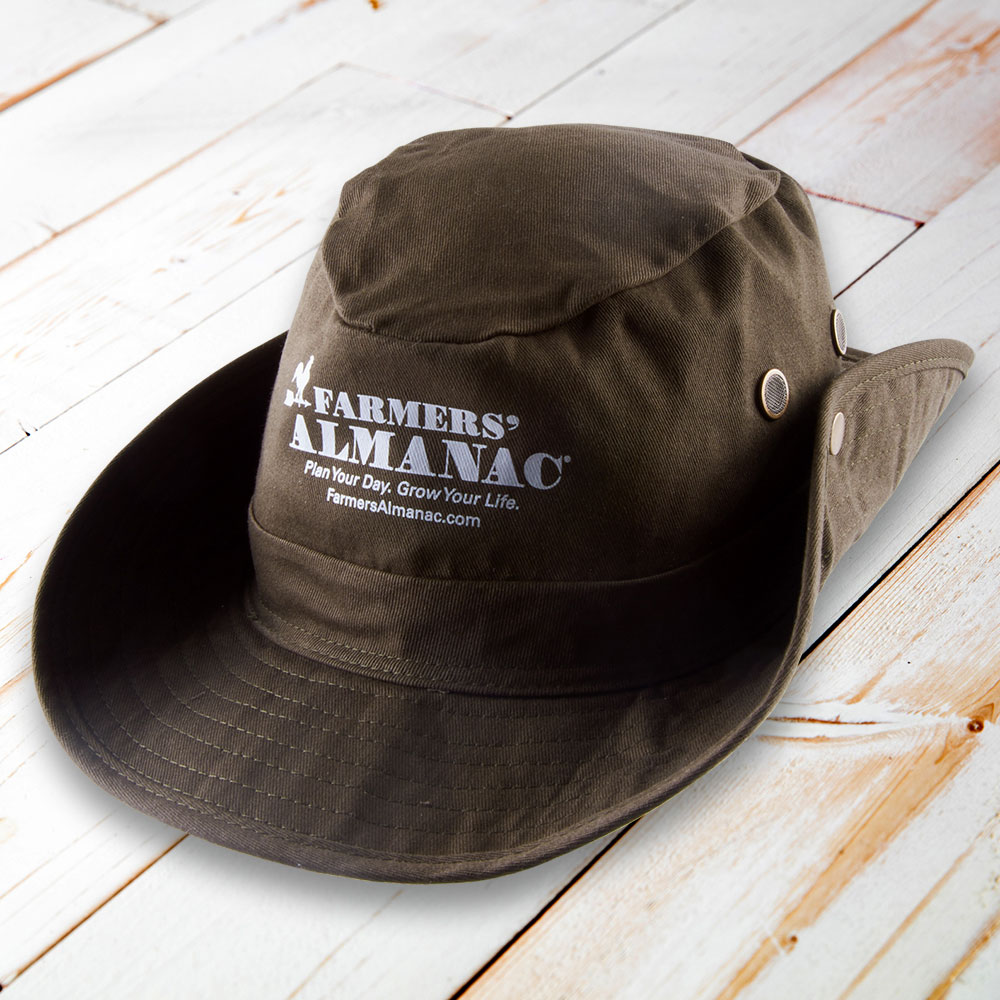 00de0eac OUTBACK HAT - Farmers' Almanac Store